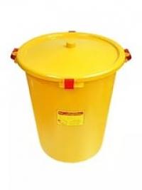 Емкость д/утилизации отходов ЛПУ (класс Б,В) - 5,0 литра