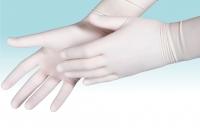 Перчатки    НЕстерильные смотровые НЕопудренные , латексные текстурированные , длина 240-250 мм
