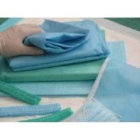 Комплект одежды  хирургический КХ-4  (халат, маска, шапочка)