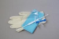 Набор гинек.  тип 3 (пеленка, перчатка, ложка. , зерк. Куско)