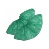 Бахилы индивидуальная упаковка цветные (зеленые)