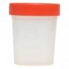 Емкость контейнер д/сбора биоматериалов с крышкой н/с 60 мл