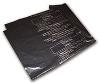 Мешок д/сбора мед. отходов 100х60 класс Г черный с зажимом и печатью